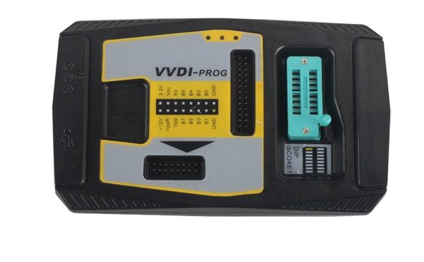 VVDI PROG V4.7.4 update details
