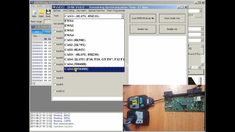 VVDI Prog BMW | Xhorse Tools - Part 2