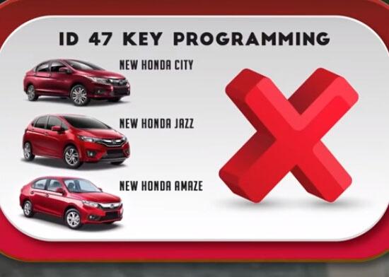 Honda Key Programming Tool