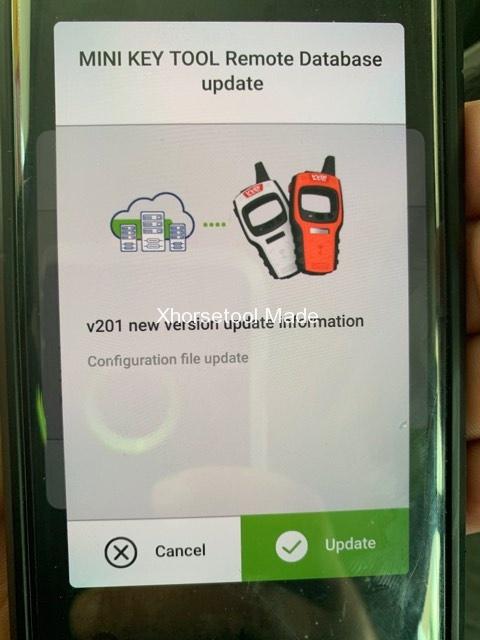 MANY smart keys updated on Mini key tool Android & Reg keytool