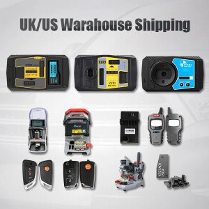 Xhorse tool USA UK Shipping