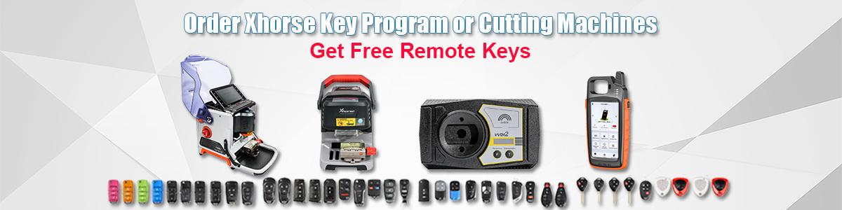 Buy Xhorse Device get free remote key