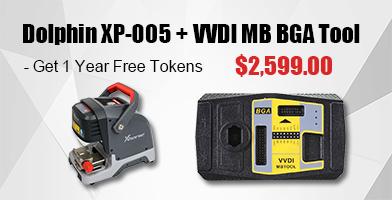 XP005+VVDI MB TOOL